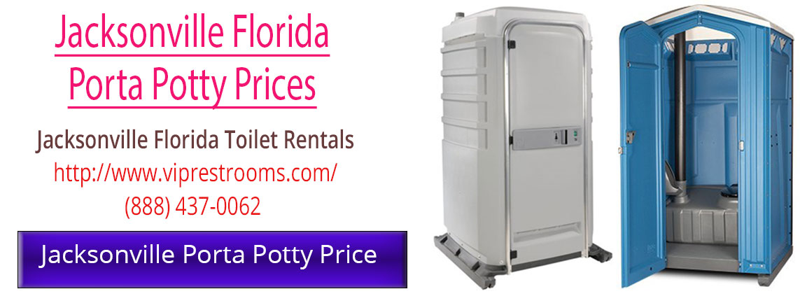 Porta Potty Rental Jacksonville Florida