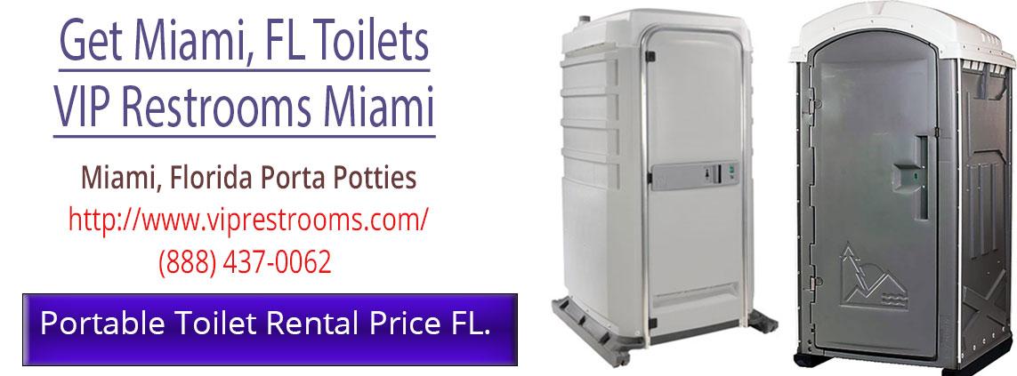 Miami Porta Potty Rentals