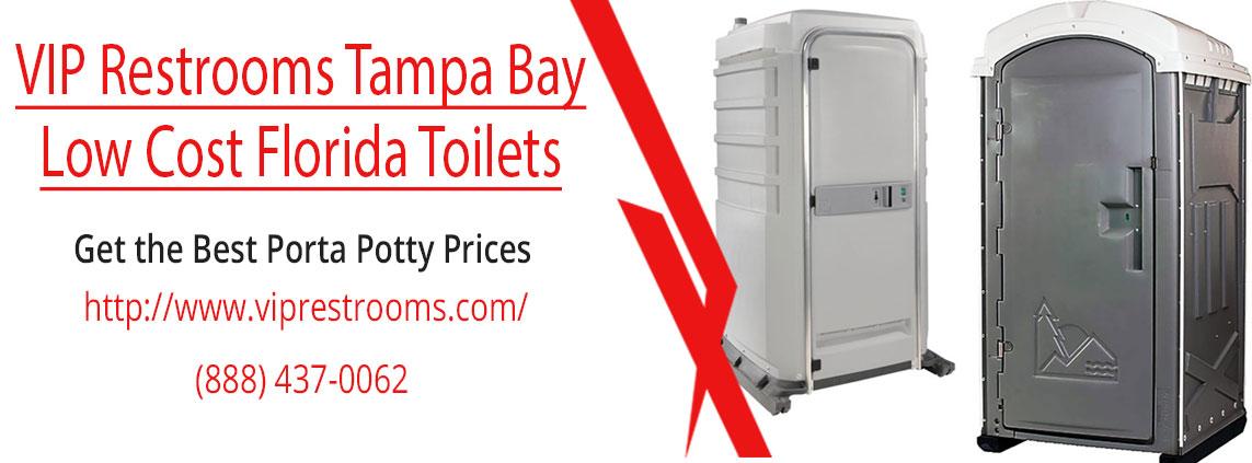 Porta Potty Prices Tampa Bay Florida
