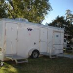 Luxuy Mobile Bathroom Rental