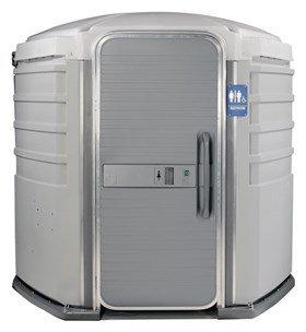 Handi-Cap Assesible Portable Toilets